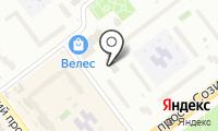 Почтовое отделение УЛЬЯНОВСК 59 на карте
