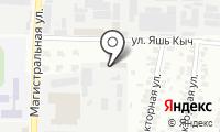 Сервис Стандарт на карте