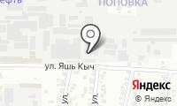 Александр на карте