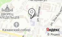 Средняя общеобразовательная школа №39 с углубленным изучением английского языка на карте