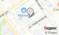 Почтовое отделение САМАРА 4 на карте
