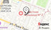 Почтовое отделение САМАРА 10 на карте