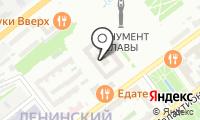 Почтовое отделение САМАРА 6 на карте