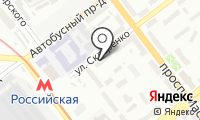 Почтовое отделение САМАРА 68 на карте