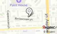 Волгатранспоставка на карте
