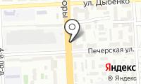 Почтовое отделение САМАРА 45 на карте