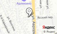 Автомойка на Ясском переулке на карте