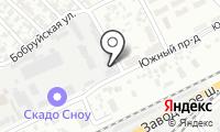 Капер-Самара на карте