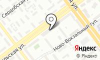 Почтовое отделение САМАРА 63 на карте
