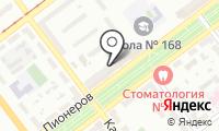 Любимый магазин на карте