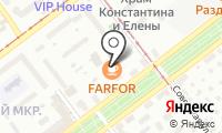 Регул ОЛЕВ на карте