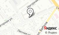 Почтовое отделение ОРЕНБУРГ 3 на карте