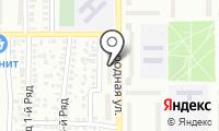 Почтовое отделение ОРЕНБУРГ 22 на карте