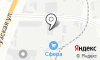 Почтовое отделение ОРЕНБУРГ 27 на карте