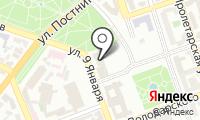 Почтовое отделение ОРЕНБУРГ 46 на карте