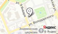 Почтовое отделение ОРЕНБУРГ 15 на карте