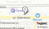 Почтовое отделение ОРЕНБУРГ 35 на карте
