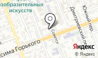 Почтовое отделение ОРЕНБУРГ 14 на карте
