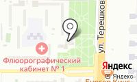 Почтовое отделение ОРЕНБУРГ 50 на карте