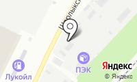 Почтовое отделение ОРЕНБУРГ 19 на карте