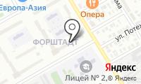 Почтовое отделение ОРЕНБУРГ 58 на карте