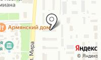 Почтовое отделение ОРЕНБУРГ 40 на карте