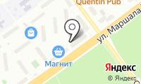 Почтовое отделение ПЕРМЬ 32 на карте