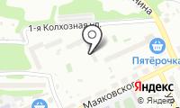 Почтовое отделение ПЕРМЬ 58 на карте