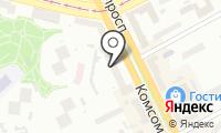Почтовое отделение ПЕРМЬ 39 на карте