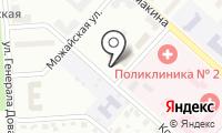 Почтовое отделение ПЕРМЬ 47 на карте