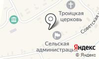 Почтовое отделение АСОВО на карте