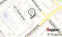 Почтовое отделение ЕКАТЕРИНБУРГ 41 на карте