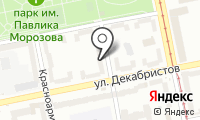 Почтовое отделение ЕКАТЕРИНБУРГ 26 на карте