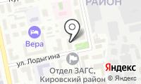 Почтовое отделение ЕКАТЕРИНБУРГ 49 на карте