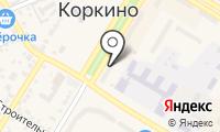 Почтовое отделение ЛОКОМОТИВНЫЙ на карте