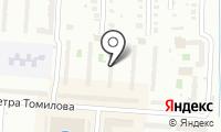 Почтовое отделение КОПЕЙСК 17 на карте