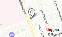 Почтовое отделение КУРГАН 14 на карте