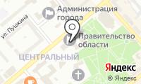 Почтовое отделение КУРГАН 24 на карте