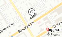 Почтовое отделение ТЮМЕНЬ 1 на карте