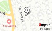 Почтовое отделение ТЮМЕНЬ 8 на карте