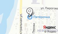 Почтовое отделение ТЮМЕНЬ 43 на карте