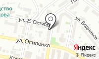 Почтовое отделение ТЮМЕНЬ 2 на карте