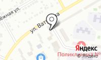 Почтовое отделение ТЮМЕНЬ 31 на карте