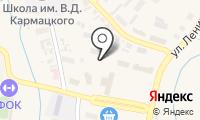 Почтовое отделение АРОМАШЕВО на карте
