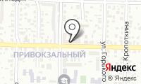 Почтовое отделение ОМСК 5 на карте