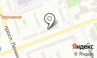 Почтовое отделение СУРГУТ 3 на карте
