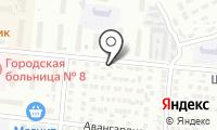 Почтовое отделение САМАРА 58 на карте