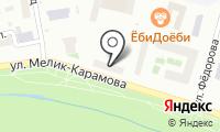 Почтовое отделение СУРГУТ 2 на карте