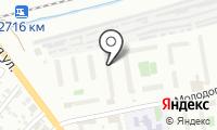 Почтовое отделение ОМСК 58 на карте