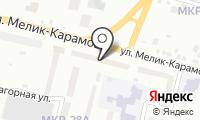 Почтовое отделение СУРГУТ 1 на карте